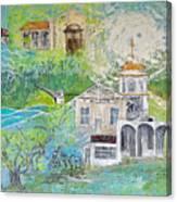 Picture City Canvas Print