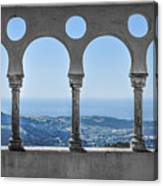 Picture On The Wall Canvas Print