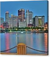 Picture Perfect Pittsburgh Canvas Print