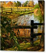 Picture Perfect Canvas Print