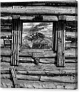 Picture Window #3 Canvas Print