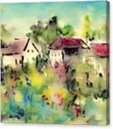 Piece Of Heaven Canvas Print