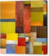 Pieces Project L Canvas Print