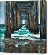 Pier One Canvas Print