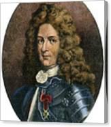 Pierre Lemoyne, 1661-1706 Canvas Print