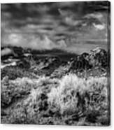 Piestewa Peak Light Canvas Print