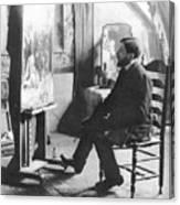 Piet Mondrian (1872-1944) Canvas Print