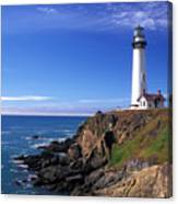 Pigeon Point Lighthouse 2 Canvas Print