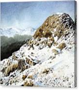Pike O' Stickle Canvas Print