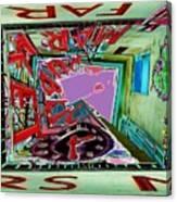 Pike Place Market 2 Canvas Print