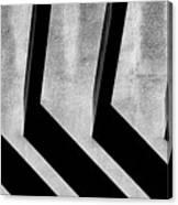 Pillars Canvas Print