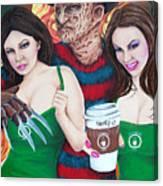 Pimp Freddy Canvas Print