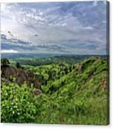 Pine Ridge Nebraska Canvas Print