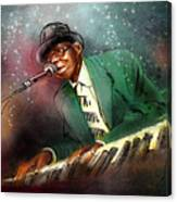 Pinetop Perkins Canvas Print