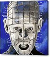 Pinhead - Hellraiser Canvas Print