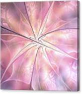 Pink Feeling Canvas Print