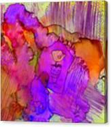 Pink Petals I Canvas Print