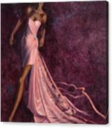 Pink Prowl Canvas Print