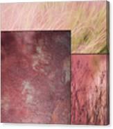 Pink Textures 2 Canvas Print