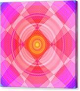 Pinwheel In Motion Canvas Print
