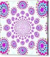 Pinwheel Pop Canvas Print