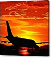 Dream Flight Canvas Print