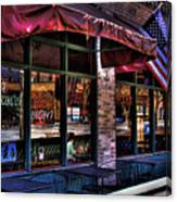 Pioneer Square Tavern Canvas Print