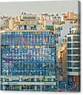 Piraeus, Port Near Athens In Greece Canvas Print