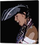 Pirate Lady Canvas Print