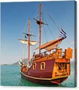 Pirate Ship Cruise In Lefkada Greece Photograph By Constantinos - Pirate ship cruise