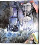 Pirate's Bounty Canvas Print