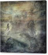 Pirates Cove Canvas Print