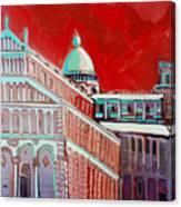 Pisa Canvas Print