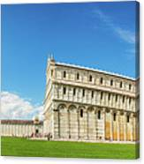 Pisa Panorama Canvas Print