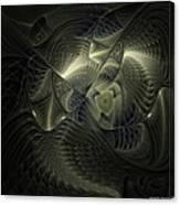 Piscean I Canvas Print