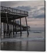 Pismo Beach Pier Canvas Print