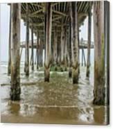 Pismo Beach Pier Canvas Print