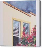 Pismo Cottage Canvas Print