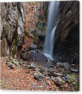 Pitcher Falls - White Mountains New Hampshire Canvas Print