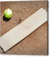 Pitchers Mound Canvas Print