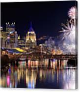 Pittsburgh 1  Canvas Print
