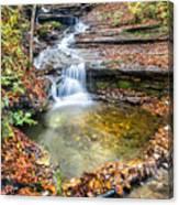Pixley Falls State Park Lesser Falls Canvas Print
