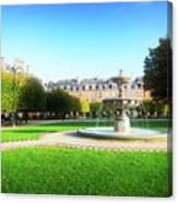 Place De Vosges, Paris Canvas Print