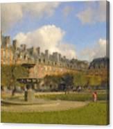 Place Des Vosges Canvas Print