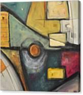 Planet Dada Canvas Print