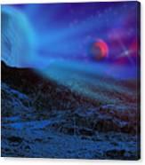Planet X Canvas Print