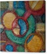 Planetary Mass Canvas Print