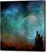 Planetary Soul Chava Canvas Print