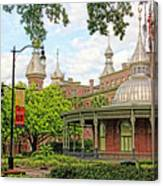 Plant Hall University Of Tampa Canvas Print