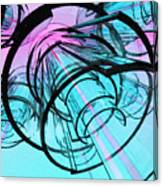 Plasma Guidance System Canvas Print